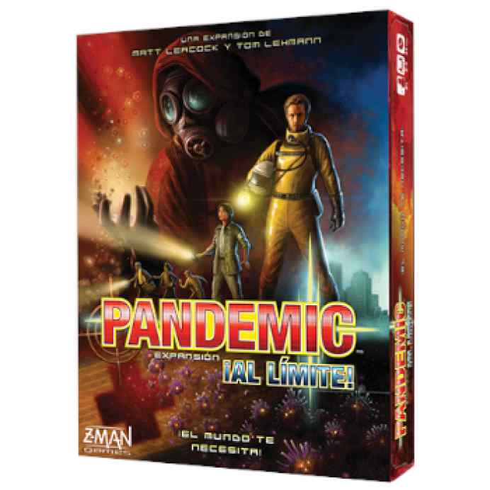 Pandemic: Al Límite TABLERUM