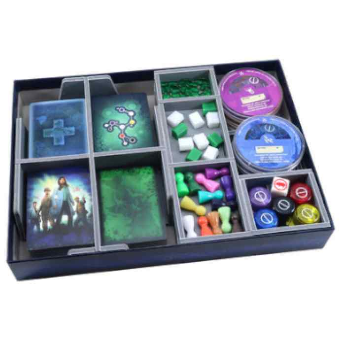 Pandemic Inserto Folded Space TABLERUM