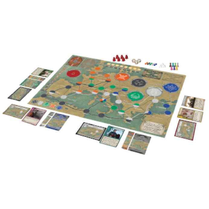 Pandemic: La Caída de Roma TABLERUM