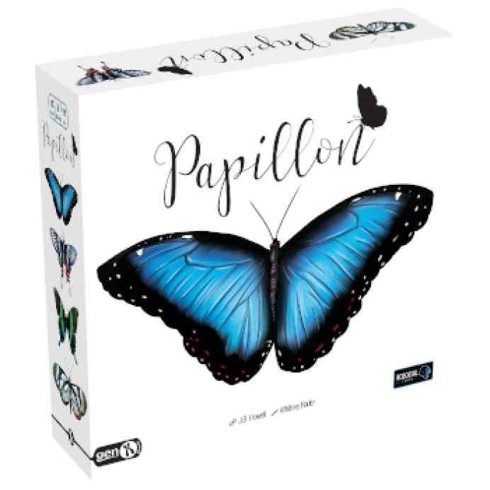 Papillon TABLERUM