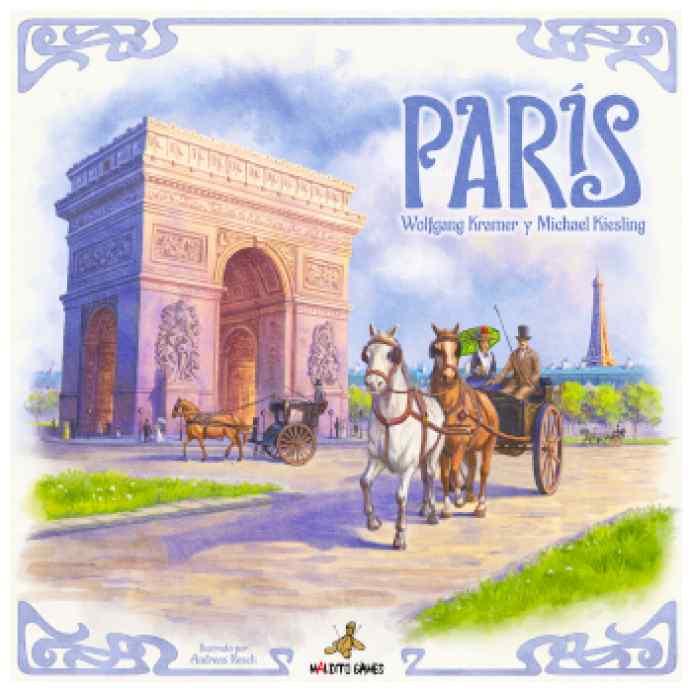 Paris TABLERUM