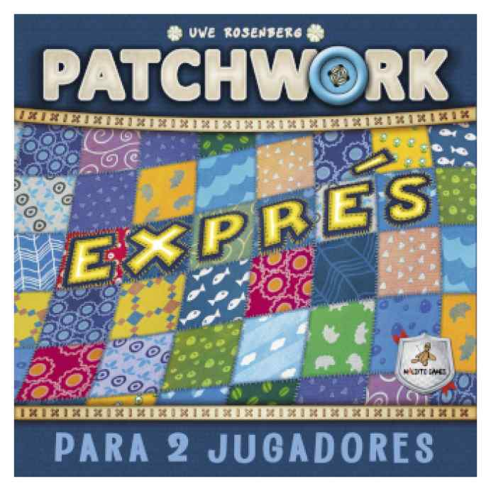 Patchwork Exprés TABLERUM