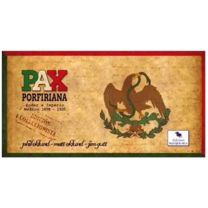 Pax Porfiriana Edición DeLuxe TABLERUM