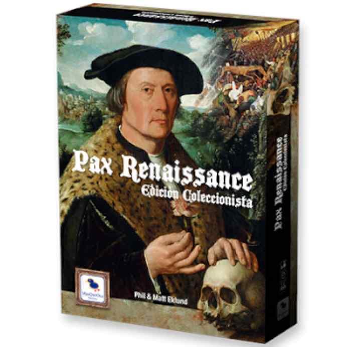 Pax Renaissance Edición Coleccionista TABLERUM
