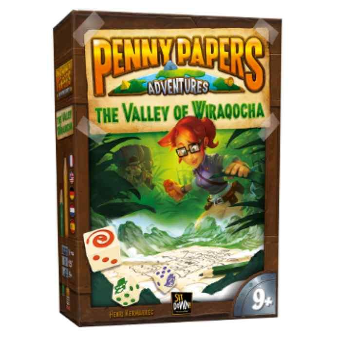 Penny Papers: El Valle de Wiraqocha TABLERUM