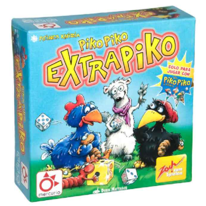 Piko Piko: Extrapiko TABLERUM