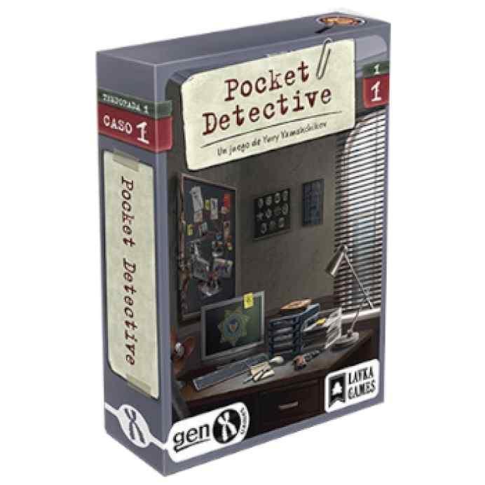 Pocket Detective: Caso 1 TABLERUM