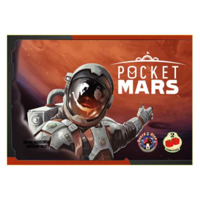 Pocket Mars TABLERUM
