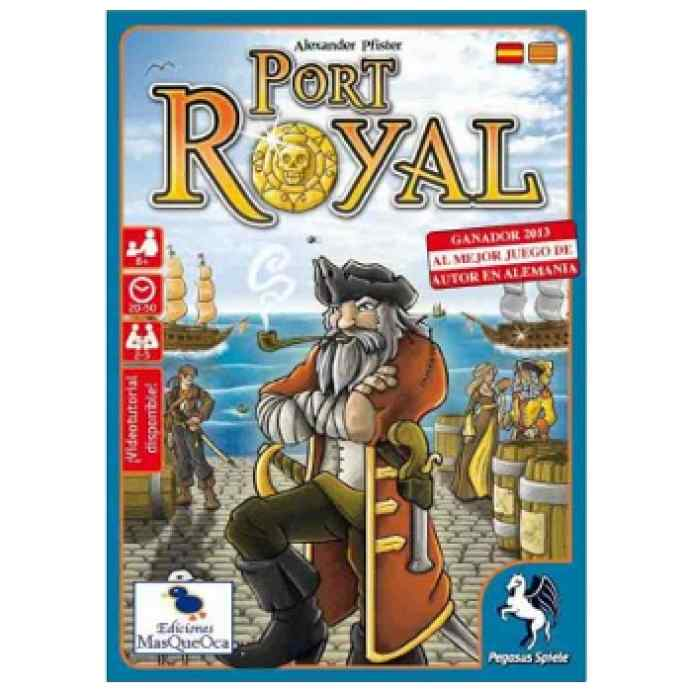 Port Royal TABLERUM