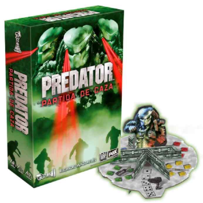 Predator: Partida de Caza TABLERUM