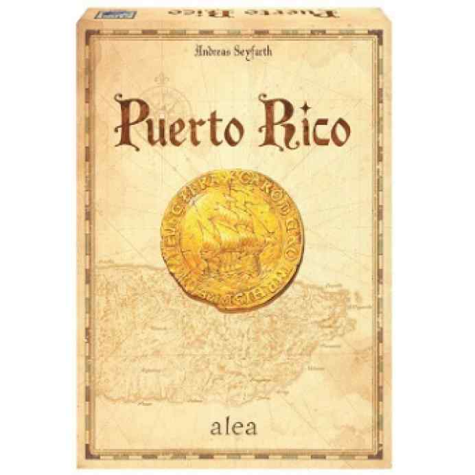 Puerto Rico (Nueva Edición) TABLERUM