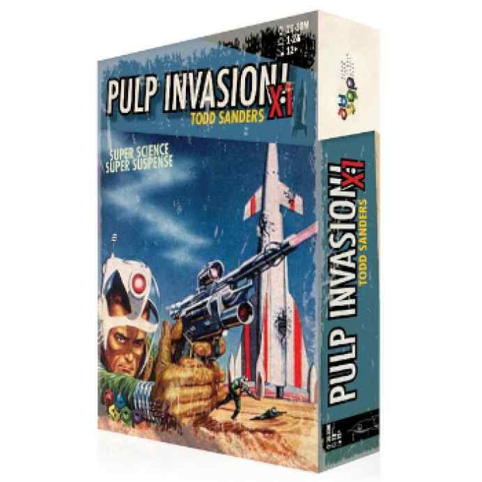 Pulp Invasión X1 TABLERUM