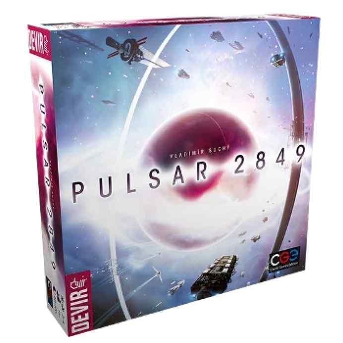 Pulsar 2849 TABLERUM