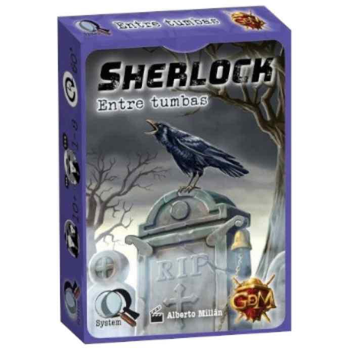 Q Sherlock: Entre Tumbas TABLERUM
