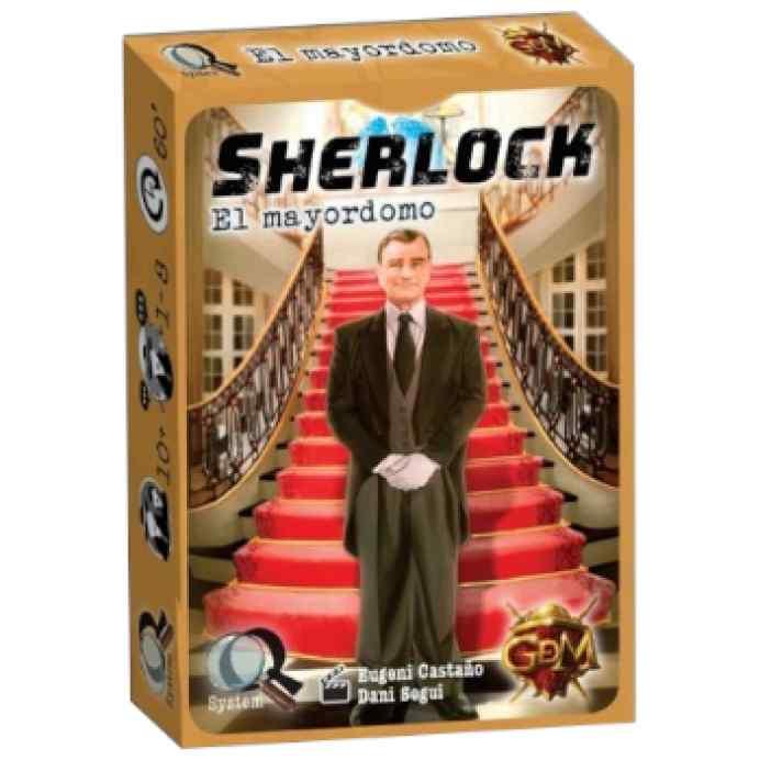 Q Sherlock: El Mayordomo TABLERUM