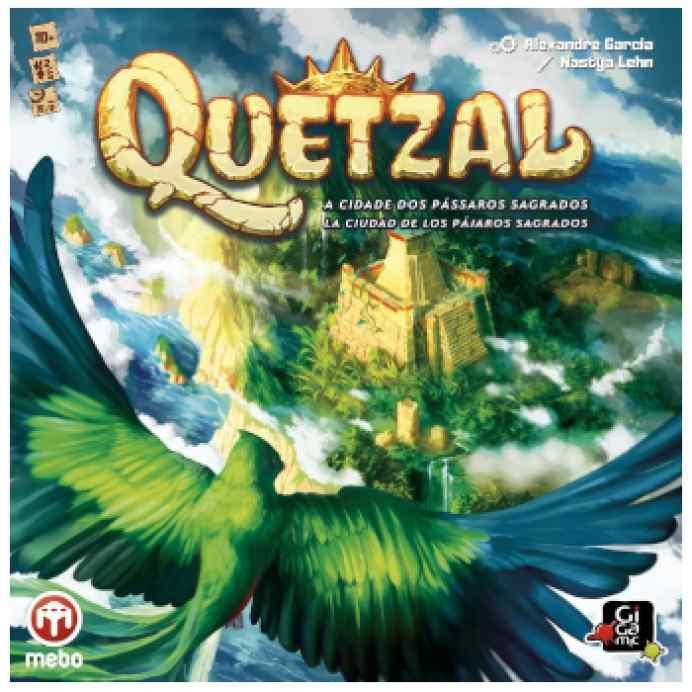 Quetzal TABLERUM