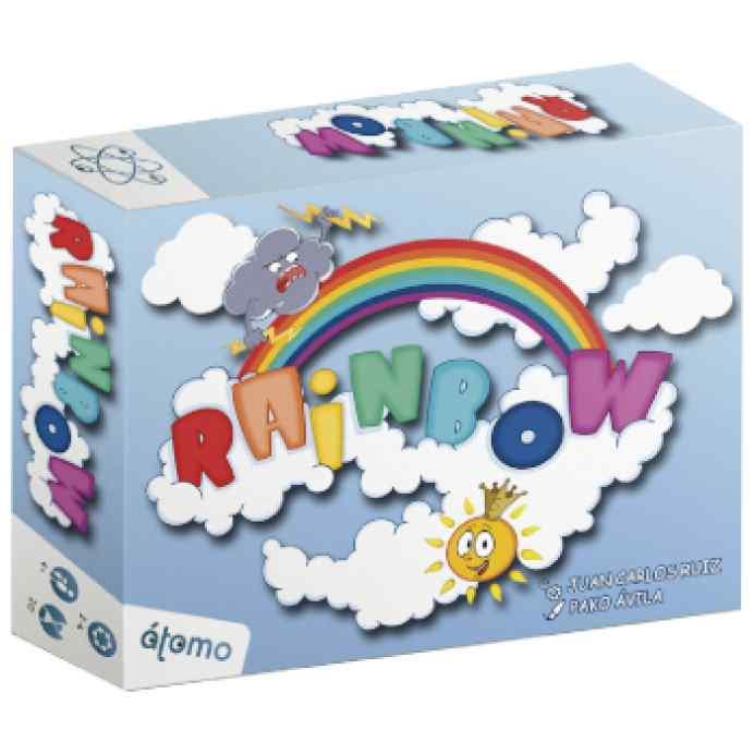 Rainbow TABLERUM
