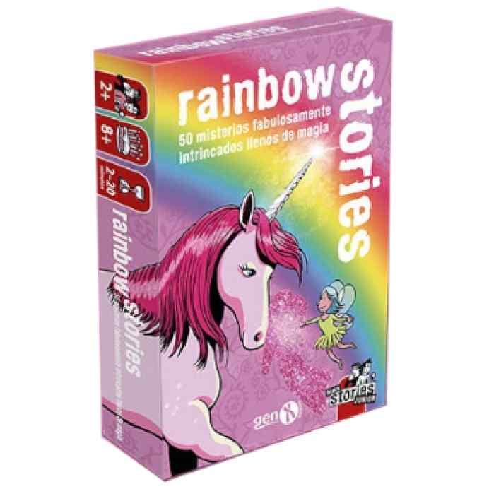 Rainbow Stories TABLERUM