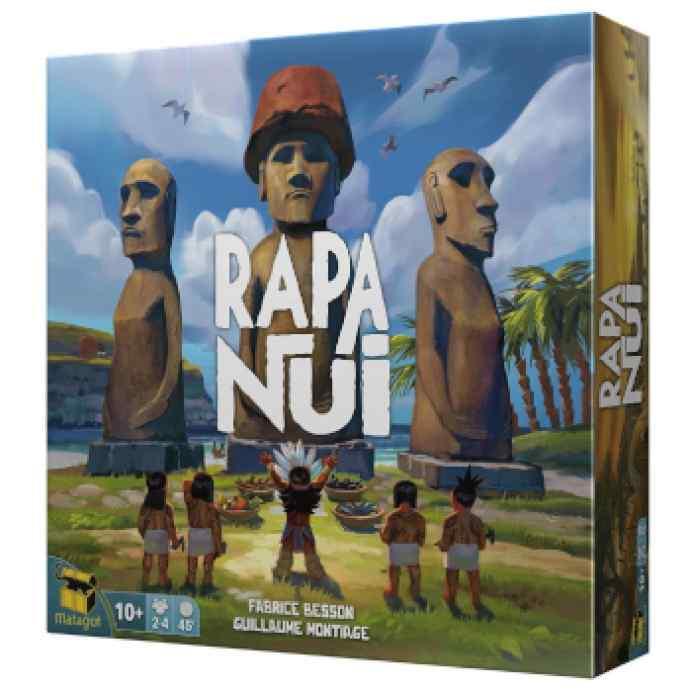 Rapa Nui TABLERUM
