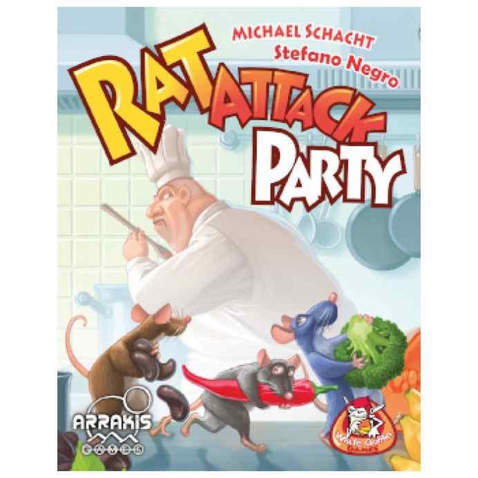 Rat Attack Party TABLERUM