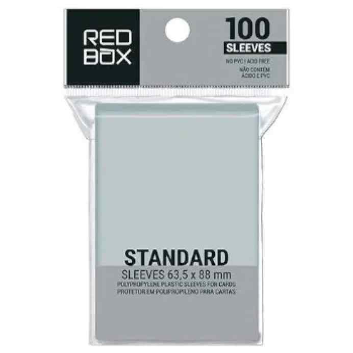 Fundas Redbox 63.5x88 60mic (110 unid) TABLERUM