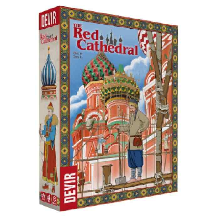 The Red Cathedral TABLERUM