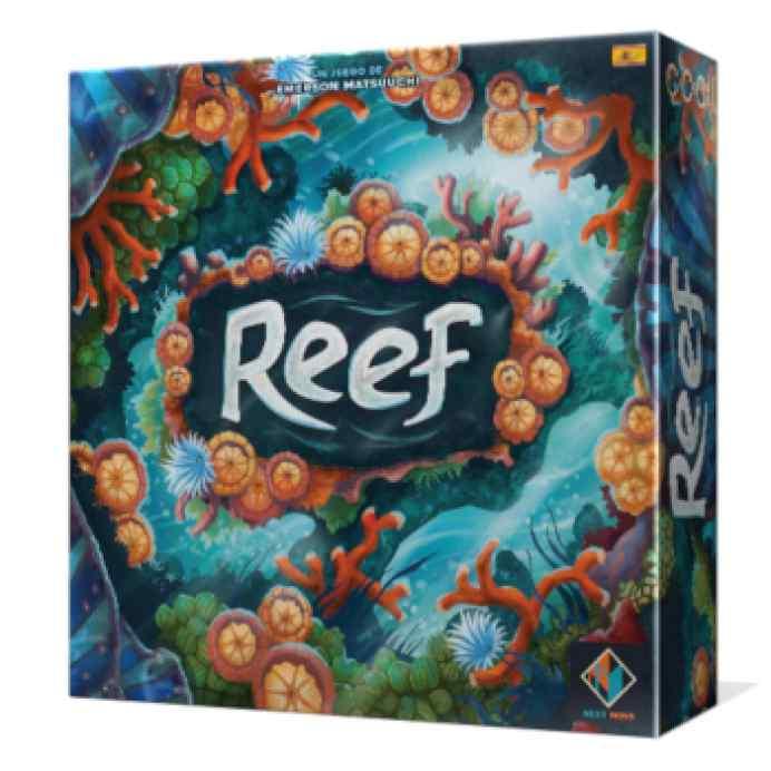 Reef TABLERUM