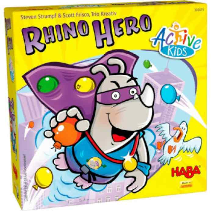 rhino hero active kids