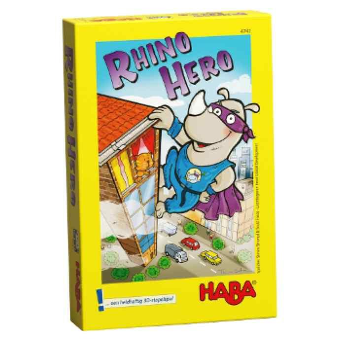 Rhino Hero TABLERUM