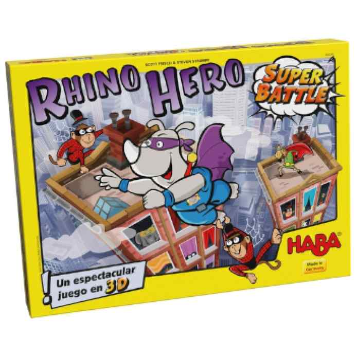 Rhino Hero: Super Battle TABLERUM