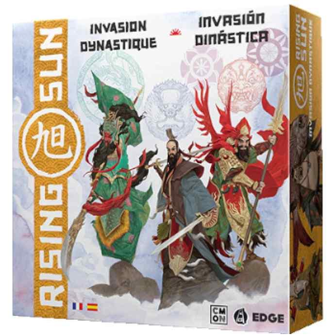 Rising Sun: Invasión Dinástica TABLERUM