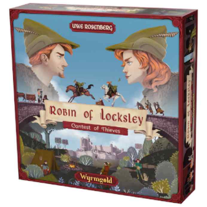 Robin de Locksley TABLERUM