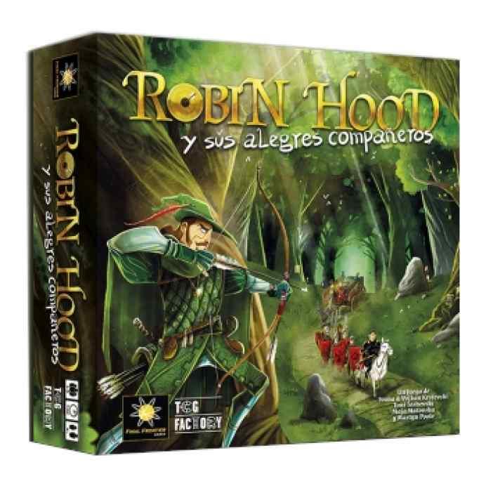 Robin Hood Y Sus Alegres Compañeros TABLERUM