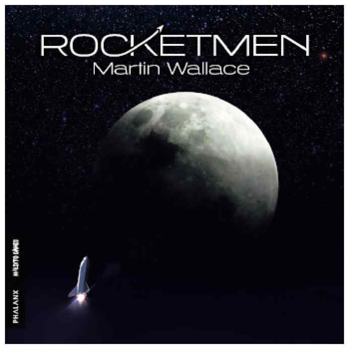 Rocketmen TABLERUM