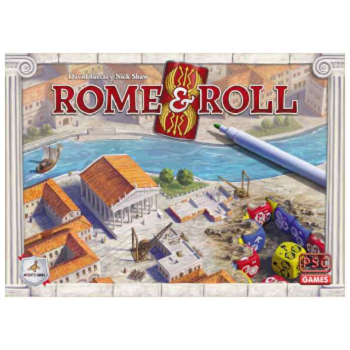 Rome & Roll TABLERUM