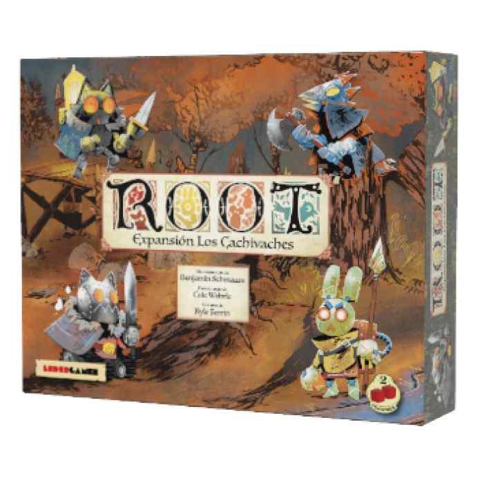 Root: Expansión Los Cachivaches TABLERUM