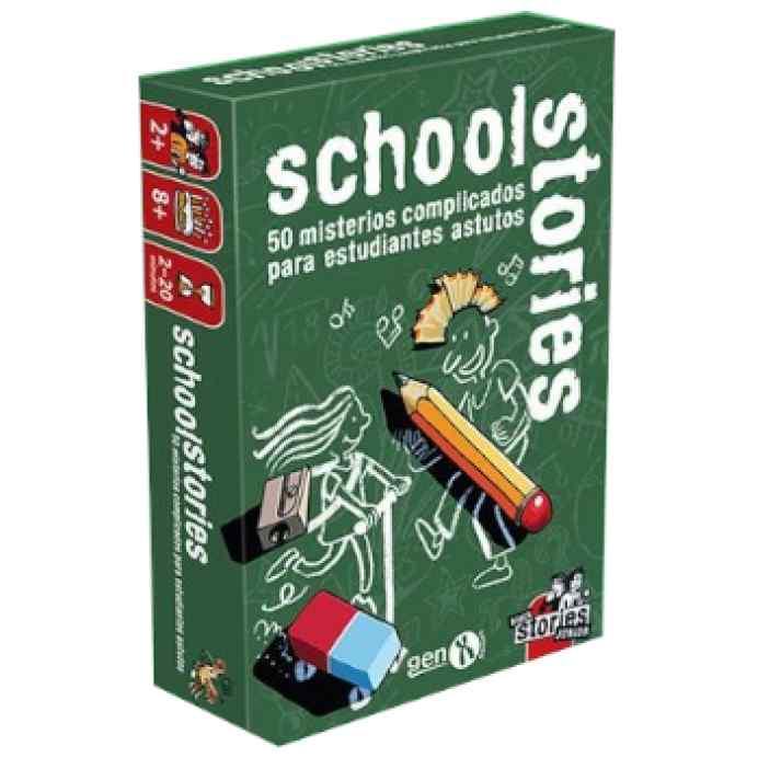 School Stories TABLERUM