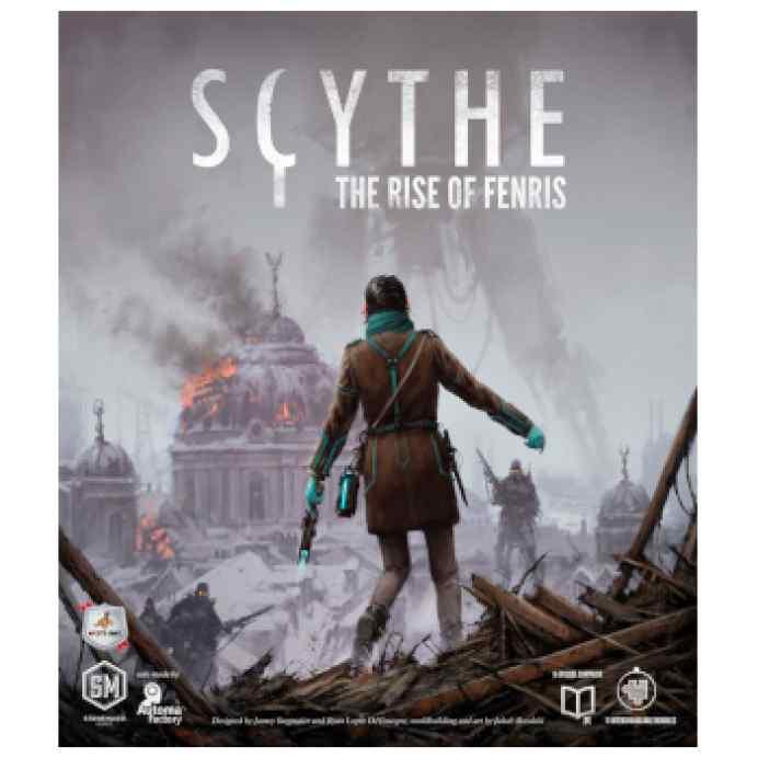 Scythe: El Auge de Fenris TABLERUM