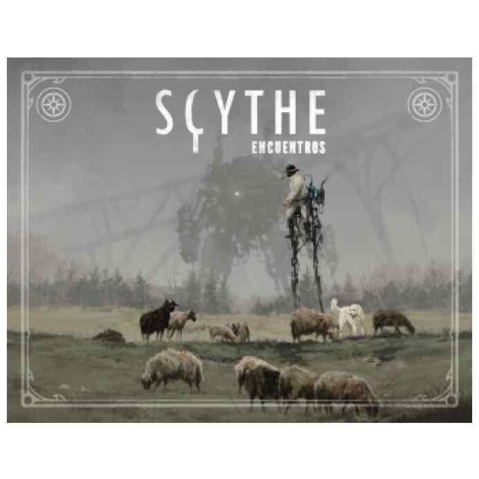 Scythe: Encuentros TABLERUM