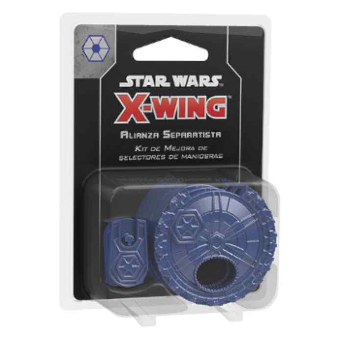 X-Wing (2ª Ed): Kit de Mejora de selectores de maniobras para la Alianza Separatista TABLERUM