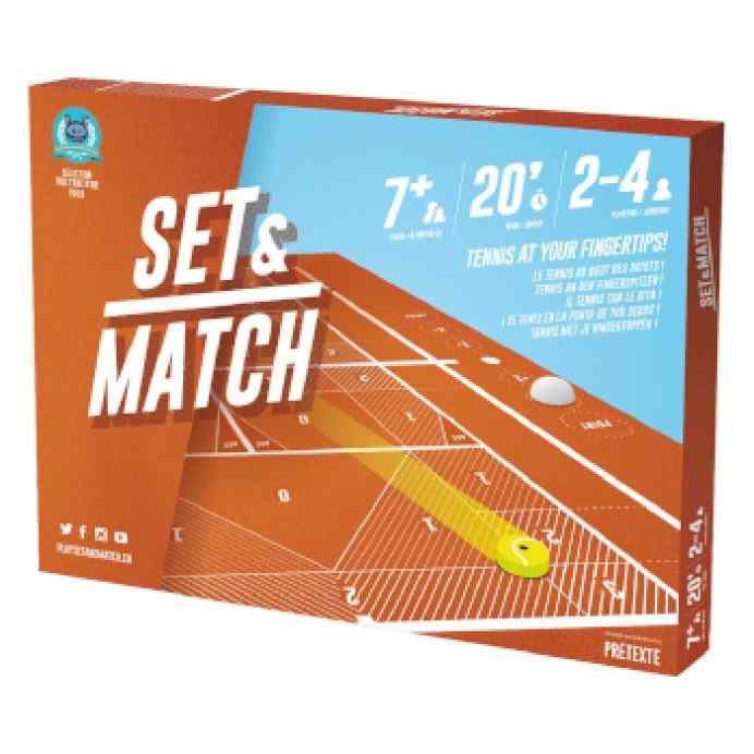 Set & Match TABLERUM