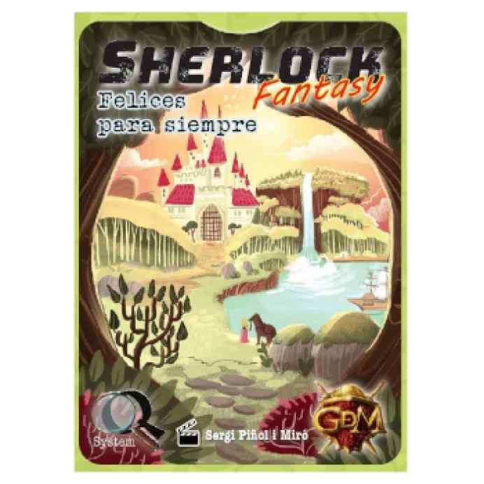 Sherlock Fantasy: Felices Para Siempre TABLERUM