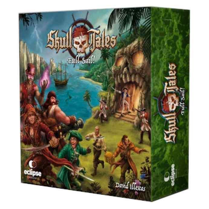 Skull Tales: A Toda Vela (Ed. Kikstarter) TABLERUM