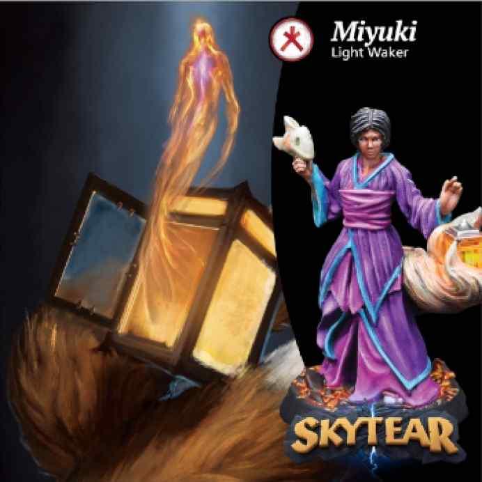Skytear: Kurumo TABLERUM
