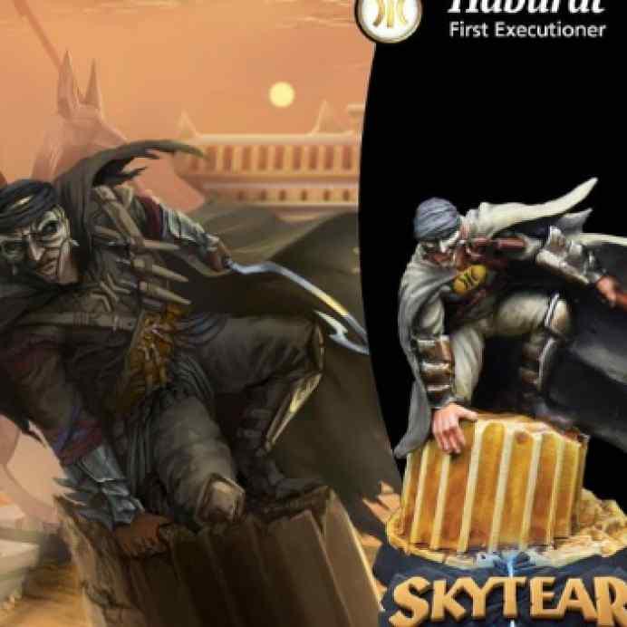 Skytear: Outsider TABLERUM