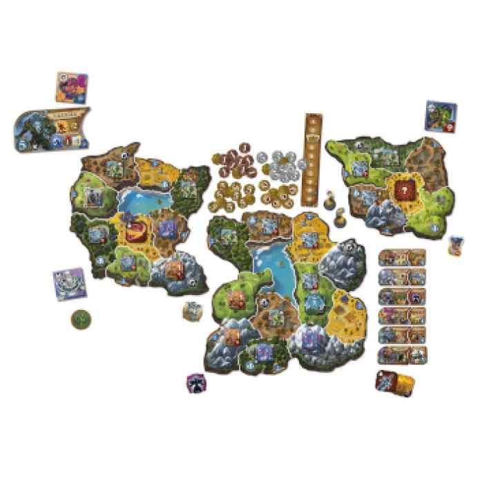 Small World of Warcraft TABLERUM
