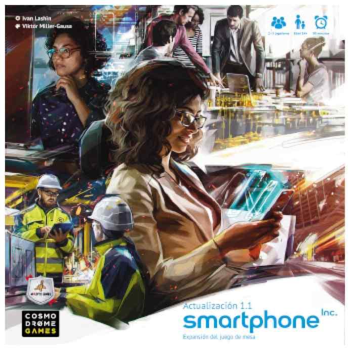 Smartphone Inc.: Actualización 1.1 TABLERUM