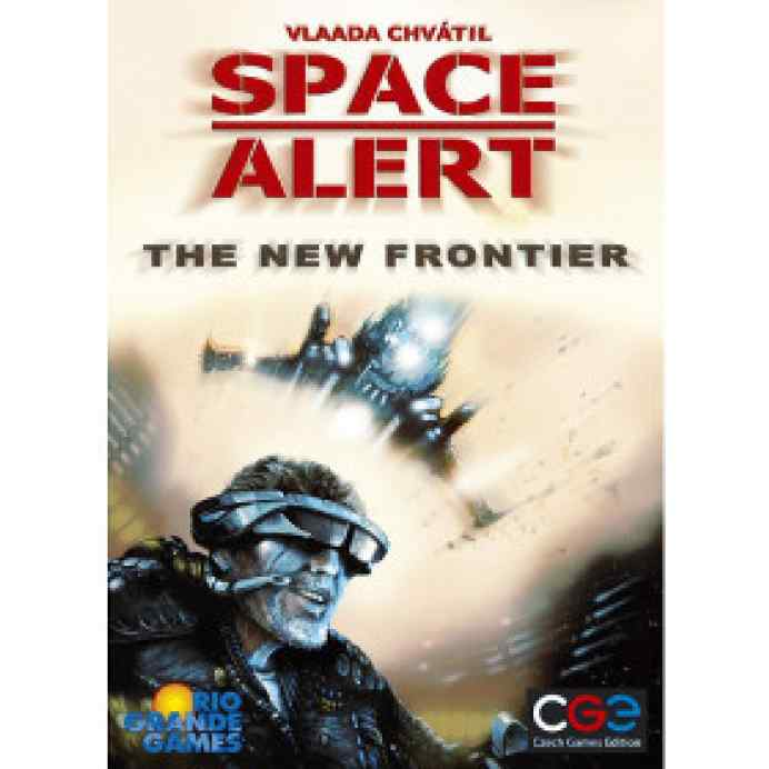 space alert expansión