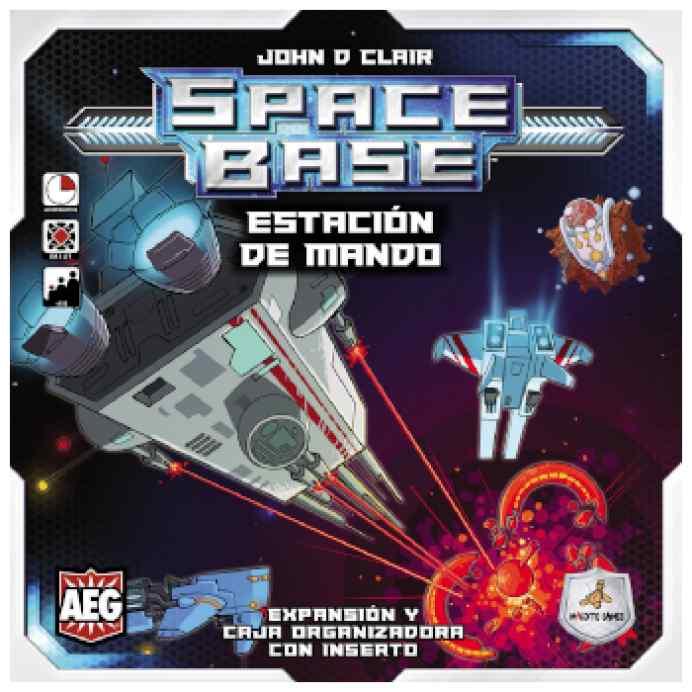 Space Base: Estación de Mando TABLERUM