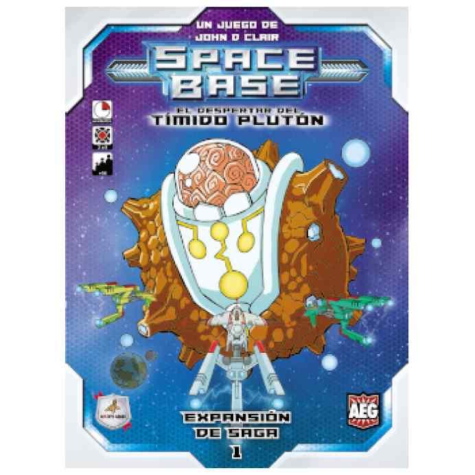 Space Base: Tímido Plutón TABLERUM